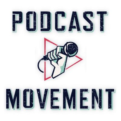 Podcast Movement Logo Art